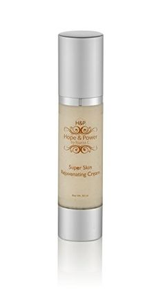 Hope  Power by Nuriss C Super Skin Rejuvenating Cream Moisturizing Clarifying Care for Aging Skin Contains Alpha Hydroxy Acid  Vitamin C 50ml * Click image to review more details.