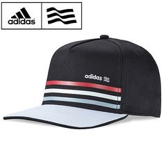 New #adidas golf tour flat peak cap #black/white upf 50+,  View more on the LINK: http://www.zeppy.io/product/gb/2/371582160784/