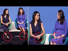 "(189) Body Language Experts: ""Analyze Meghan Markle and Kate Middleton's Friendship"" - YouTube"