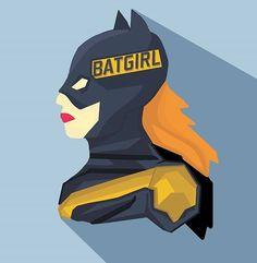 Barbra Gordon - Batgirl!! Inspired by: @bosslogic and @shadow_heroes…