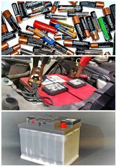 How To NEVER Pay For New Batteries Again
