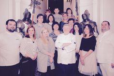 Predstavitev pomladnih jedi kulinaričnim blogarjem, blogerkam, novinarjem, novinarkam | Vila Herberstein