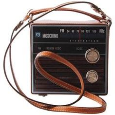 Moschino Cheap and Chic - Radio Bag