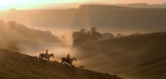 Sarah Farnsworth is another British photograph who captures stunning images of countryside pursuits.
