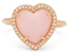 Irene Neuwirth - Love Diamond, Opal And 18kt Rose-gold Ring - Rose Gold