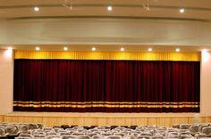 Velvet Stage Curtains - Velvet Stage Curtains Exporter ...
