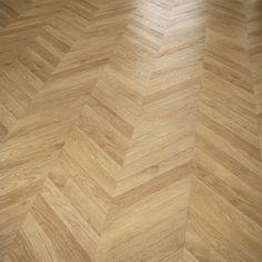 Alessano Herringbone Oak Effect Laminate Flooring 1.39 m² Pack   Departments   DIY at B&Q