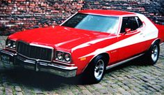 The Gran Torino from Starsky and Hutch