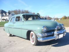 Hemmings Find of the Day – 1951 Mercury