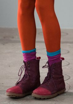 Nubuck boots – Accessories – GUDRUN SJÖDÉN – Webshop, mail order and boutiques   Colorful clothes and home textiles in natural materials.