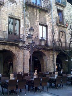 La Rambla, Girona