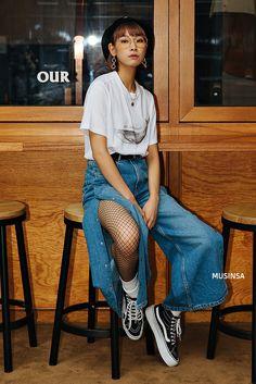 Giới trẻ Hàn mượn toàn công thức mix đồ của các ông bố mà lại hay ho không ngờ - Ảnh 6. Korea Fashion, Style, Swag, Korean Fashion, Stylus