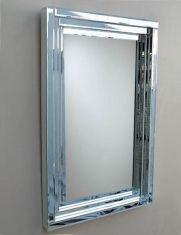 Miroirs modernes en verre: modèle ESCALONADO.