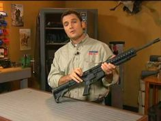 How to Field Strip and Clean your AR-15   Shooting USA   (https://www.youtube.com/watch?v=cdBiZfv1jSs)
