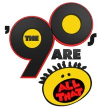 The '90s Are All That logo See our 90s articles