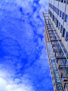 Watermark building in East Cambridge.  DiscoverEastCambridge.com