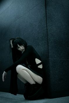Photographer: Skorju Model: Birgitta Ashli - Dark Beauty