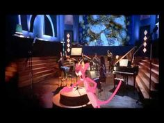 """Bobby McFerrin did an amazing acapella version of """"The Pink Panther"""" theme in this cool opening credits sequence for """"Son of Pink Panther"""""""