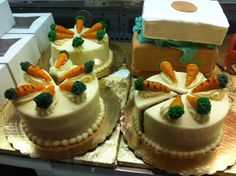 Check out the wonderful creations our #HCC students baked up today at 3100 Main.