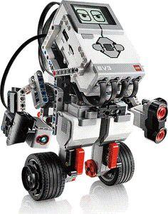 Lego Mindstorms EV3: Segway im Eigenbau