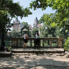 Known for its dense urban environment, Budapest is surprisingly jam-packed with amazing parks, many of which feature the best views of the city as their backdrop. Perfect for exterior scenes film or photo shoots.