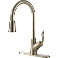 modern kitchen faucets brushed nickel sink faucet finish pull down lkb hole holes