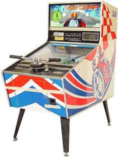 Sega Moto Champ 1973
