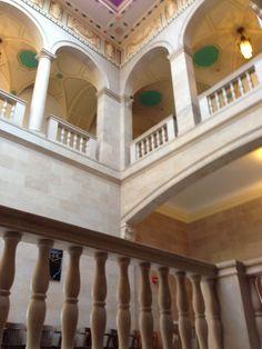 Preble County Courthouse in Eaton, Ohio.