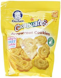 Gerber Graduates Arrowroot Cookies Pouch 55 Ounce *** Be sure to check out this awesome product.Note:It is affiliate link to Amazon.