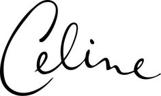 Datei:CELINE DION Logo.svg