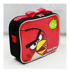 Can't get enough of Angry Birds?...Here's a cute lunch box for your lil one at www.echaracterz.com!  Prices have been slashed 25-40% off original prices!