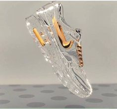 Nike air max limited edition Cinderella By Nayia Ginn