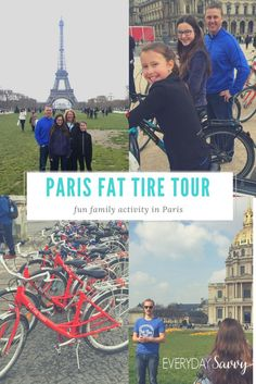 Booking a Paris Bike
