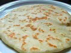Schnelles Brot aus der Pfanne - Glutenfrei Backen und Kochen bei Zöliakie. Glutenfreie Rezepte, laktosefreie Rezepte, glutenfreies Brot