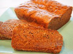 Gluten Free Desserts made Delicious: Gluten Free Zucchini Bread
