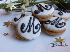 Mocca, Christmas Wrapping, Christmas Cookies, Cake Decorating, Decorating Ideas, Cheesecake, Baking, Food, Advent