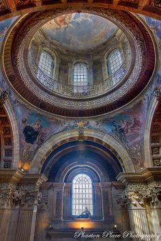 Castle Howard Interior Dome