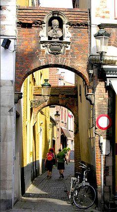 Bruges, West-Vlaanderen_ Belgium