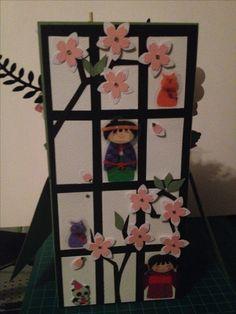 3d flower box - no i tył...