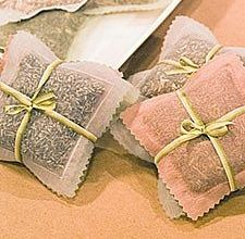 How to Make Homemade Sachets