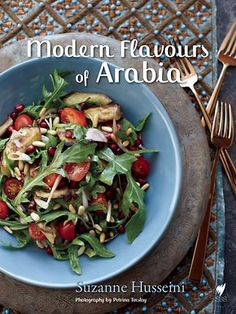 Latest version of Suzanne Husseini's Arabic cookbook .... just released for English-speaking markets