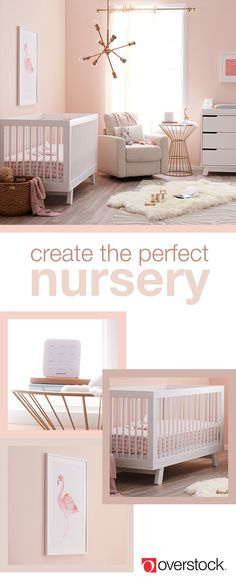 Create the perfect space for you and your baby with beautiful nursery furniture from Overstock.com. Discover everything you need—from cribs and baby bedding to gliders, changing tables and cradles. Shop the collection today.