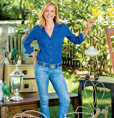 I Brake for Yard Sales The cohost of Good Morning America talks about her not-so-secret passion and the inspiration behind it.