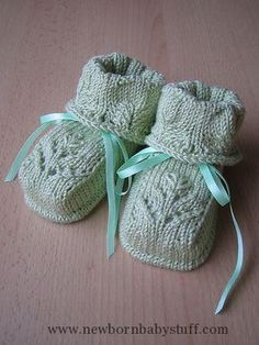 Baby Knitting Patterns Free baby knitting patterns: Baby knitting: knitted baby boo...