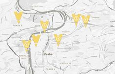 An interesting student´s project – Artspotting. Prague is full of street art and this map will help you to find it. So you can take a walk through Prague city center and search this non traditional pieces of art.   http://www.artspotting.cz/#map