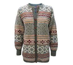 Fair Isle Cardigan Pattern Printed – The Best Ideas Tejido Fair Isle, Black Work Dresses, Fair Isle Knitting Patterns, Knitting Stiches, Knit Cardigan Pattern, Fair Isles, Print Patterns, Crochet, Casual