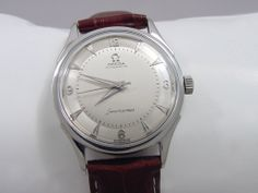 1951 OMEGA SEAMASTER AUTOMATIC MENS WATCH