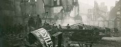 Aftermath of the Easter Rising Dublin 1916