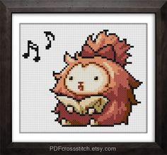 0104Pam  PDF Cross Stitch pattern  Buy 1 Get 1 by PDFcrossstitch, $6.00