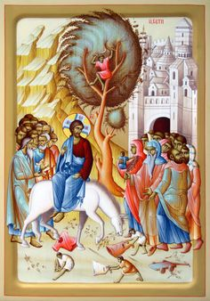 Ulazak u Jerusalim